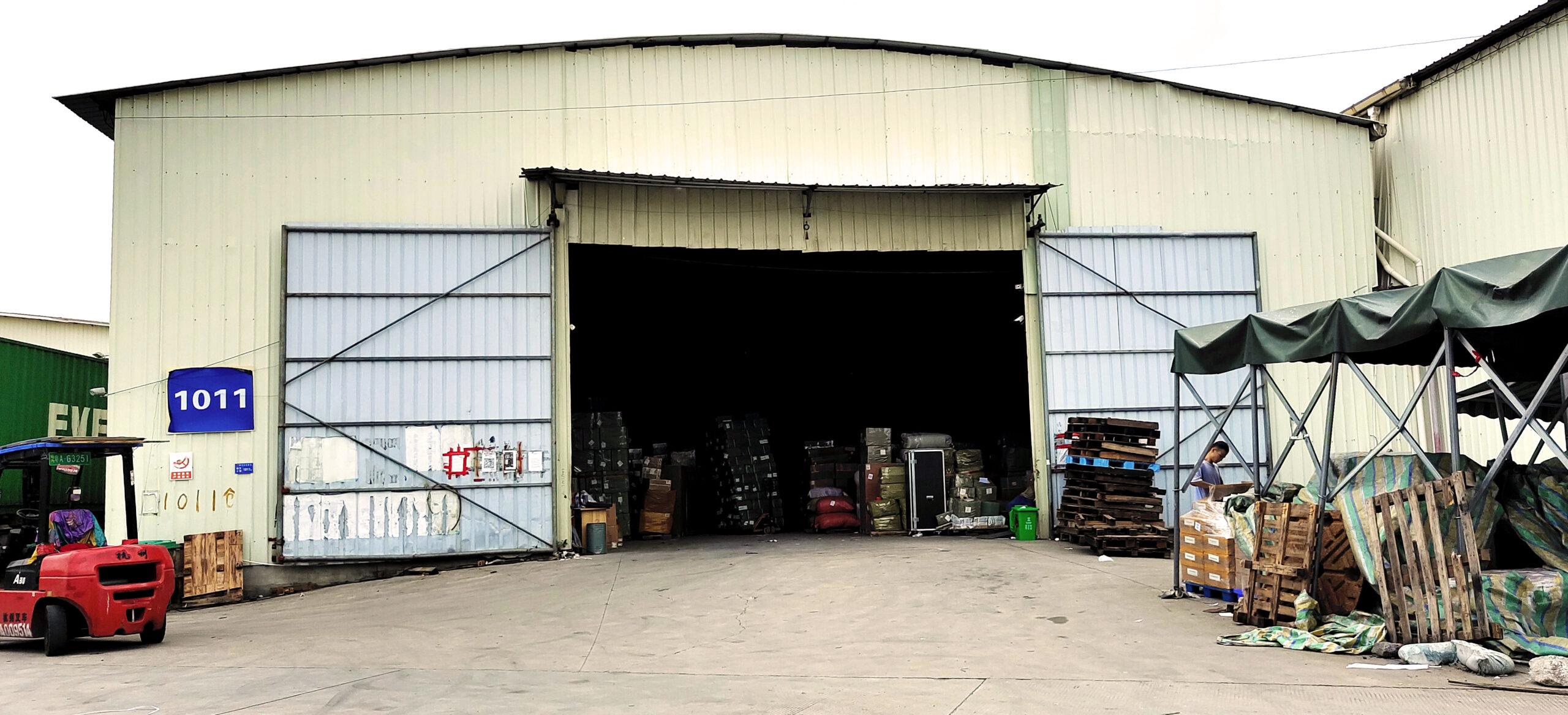 Jasa import China RTS Expedition & Logistic